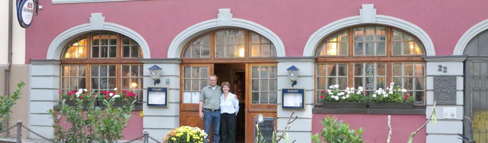 Die Weinkiste - Restaurant in Hof
