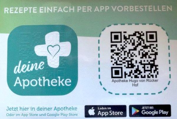 App Apotheke von Ruecker