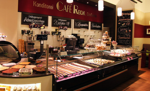 Hofcafe am Oberen Tor Cafe Reichl