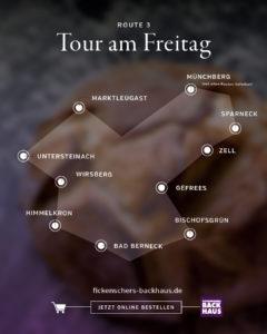 Backhaus Fickenscher Tour Freitag