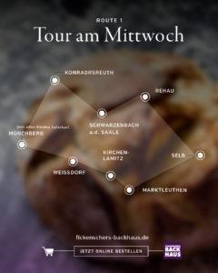 Backhaus Fickenscher Tour Mittwoch